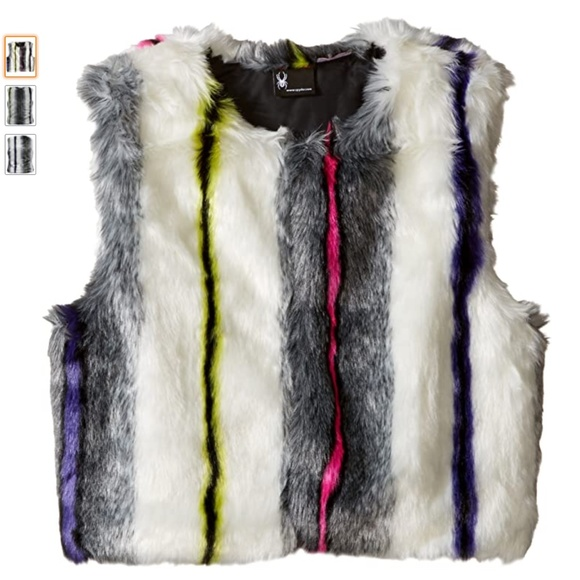 Spyder Other - Spyder Girls Ombre Vest XXL